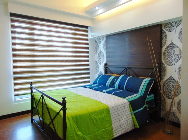 Marco Polo Residences 1-Bedroom in Lahug, Cebu City Furnished